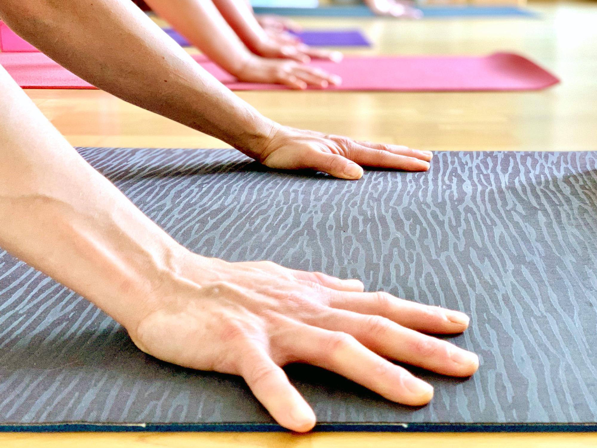 Yogalehrer Rebalance Ausbildung
